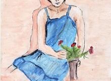 Warsztaty artystyczne: Kasia Pietrewicz Dziewczyna