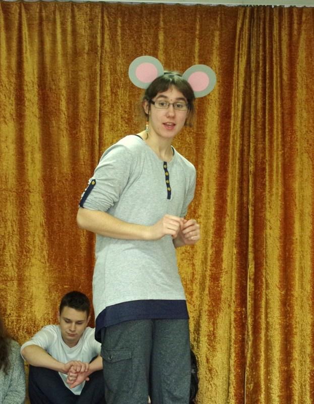 Szły myszki