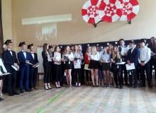 2019 - Pożegnanie klas 3