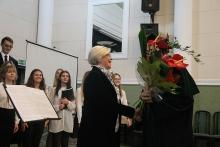 Inauguracja nowego roku akademickiego w Wyższej Szkole Medycznej w Legnicy (udostępnione za zgodą lca)