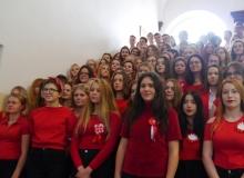 2018-11-10 Śpiewanie Hymnu Narodowego