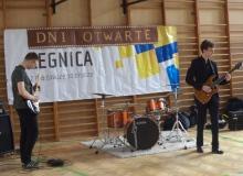 koncert uczniów II LO