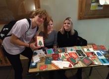 Sprzedaż kartek świątecznych
