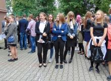 rozpoczęcie roku szkolnego 2017-2018