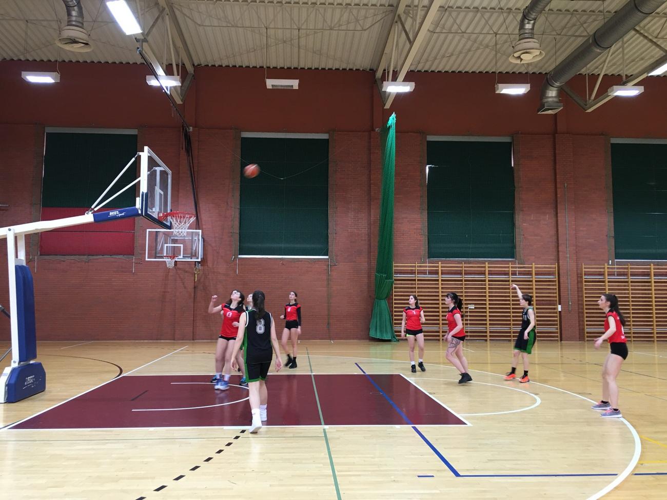 Mistrzostwa w koszykówce dziewcząt - Podstrefa Legnicka luty 2020