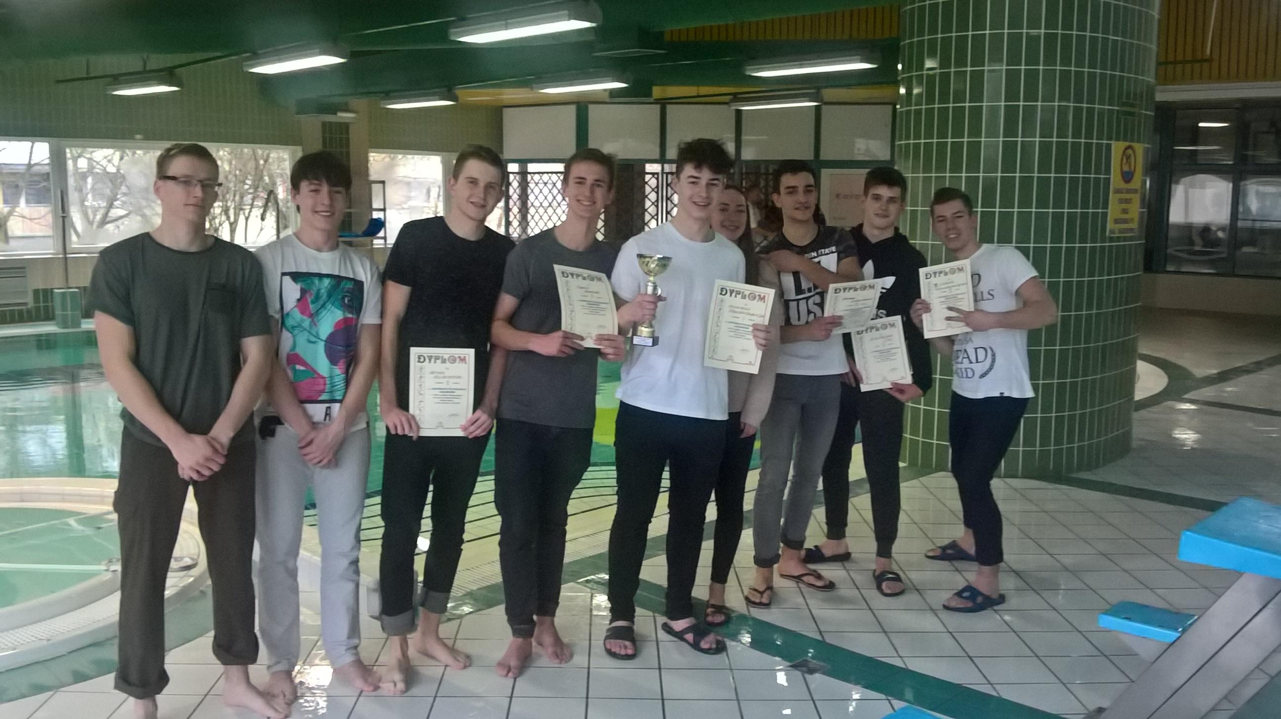pływanie Legnica