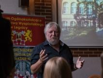 9 września 2019 - spotkanie z poetą Cwiką Szternfeldem