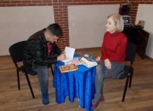 Spotkanie autorskie z Przemkiem Corso
