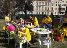 """20 września odbyła się na terenie naszej szkoły Paraolimpiada i festyn integracyjny """"Pożegnanie Lata 2018"""""""