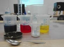 Zajęcia chemiczne klasy 1C