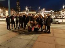 9.12.2018r. klasy 1A i 1D uczestniczyły w wycieczce turystyczno-krajoznawczej do Drezna.