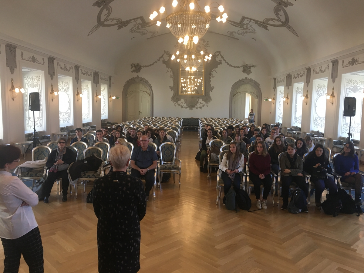 Francuzi w Legnicy 2018