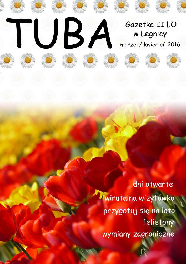 okładka gazetki 4-2016
