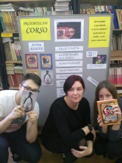 spotkanie autorskie - Przemek Corso